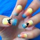 Dolphin nail