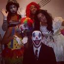 halloween makeup party