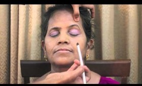 Fresh Youthful Makeup For Mature older skin / For 50 plus Woman - Indian Makeup channel