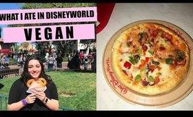 What I ate in Disney World Vegan | Brooke_Elysse