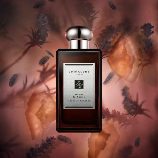Alternate product image for Myrrh & Tonka Cologne Intense shown with the description.