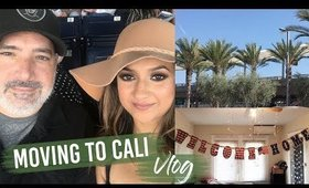 Moving from Canada to California Vlog