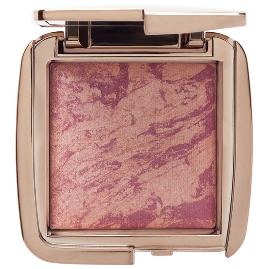 Hourglass Ambient Strobe Lighting Blush Euphoric Fusion product smear.