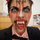 Vampire Ventriloquist Doll