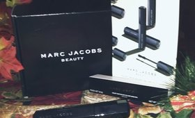 INFLUENSTER Marc Jacobs makeup  tutorial