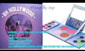 BH Hollywood Palette Giveaway