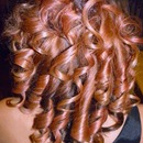 Homecoming Curls
