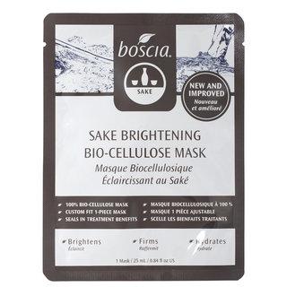 Sake Brightening Bio-Cellulose Mask