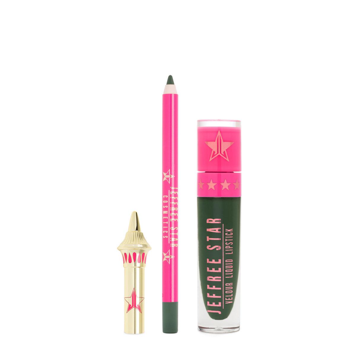 Jeffree Star Cosmetics Velour Lip Kit Crocodile Tears alternative view 1.