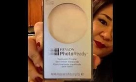 Finishing Powder ***Revlon's Photoready Finishing Powder***