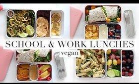 School & Work Lunches #10 (Vegan) AD | JessBeautician
