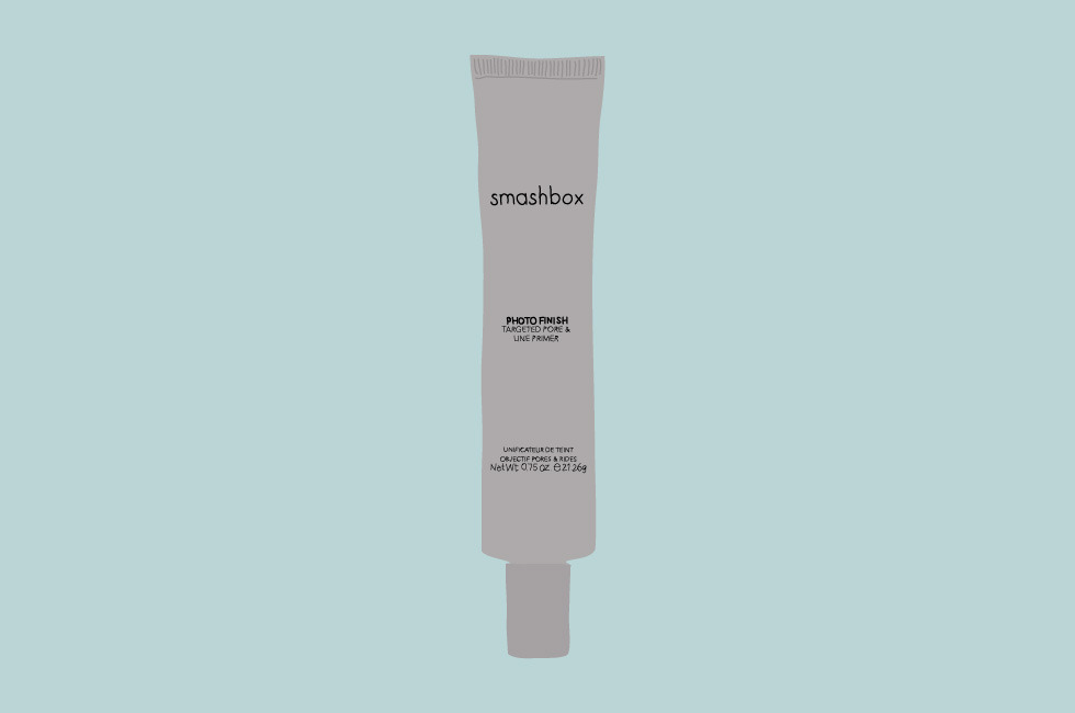 Makeup Primers: Smashbox Targeted Pore and Line Primer