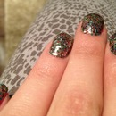 Nail polish strips by Sally Hansen