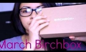 March Birchbox 2014