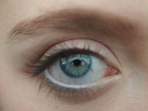This is my super natural eye makeup for those who don't like to wear to much! It is inspired by Cha Eun Sang from the drama the Heirs.