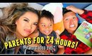 BECOMING PARENTS FOR 24 HOURS CHALLENGE!