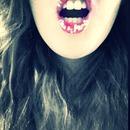 Sequin lips