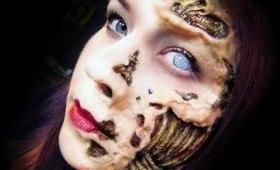 Halloween Makeup: I've Got the Rots