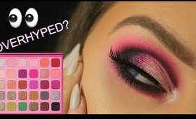 MORPHE X JEFFREE STAR   FIRST IMPRESSIONS, REVIEW + TUTORIAL