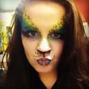 cheetah make up