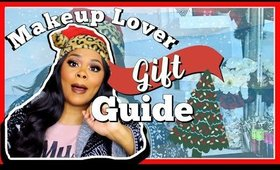 HOLIDAY GIFT IDEAS FOR MAKEUP LOVERS 2019 | VLOGMAS DAY 11-13