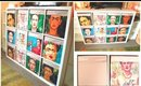 How To Transform A Boring Beige Ikea Drona Box Into Frida Khalo, A Literay Icon