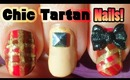Chic Plaid ❤ Tartan Nail Art