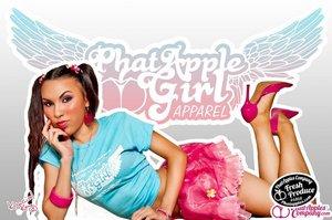 Phatapple Girl Appeal Shoot