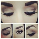 Lashes long and Eyebrows defined!