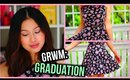 Get Ready With Me: Graduation Day! ♡ Outfit, Hair & Makeup