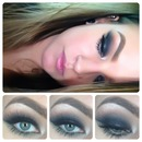 Basic Smoky Eye