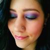 Purple and Teal Eyes