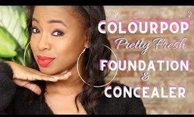 Colourpop PRETTY FRESH Tinted Moisturizer & Concealer