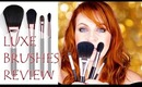 Sedona Lace Luxe Essentials brushes review