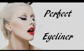 How to... Perfect and Easy Eyeliner Tutorial - Come Stendere l'Eyeliner (Facile x Principianti)