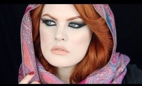 Arabian Nights Makeup Tutorial
