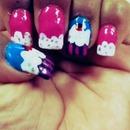Cupcakes & ice cream🎂🍦
