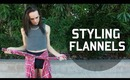 HOW I STYLE : Flannels