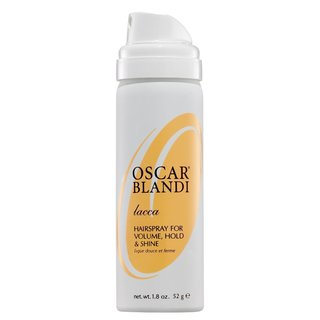 Oscar Blandi Lacca Hairspray For Volume, Hold & Shine To Go