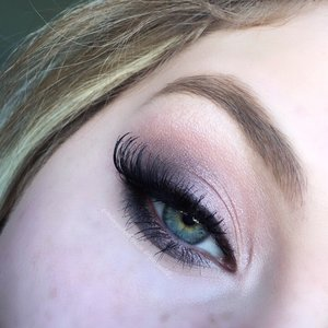 Full details can be found on my blog http://theyeballqueen.blogspot.com/2015/08/flirty-purples-touched-by-roses.html and Instagram @thaeyeballqueen (:!