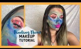Nemo Makeup Tutorial / Our Lucky Fin
