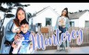 Life with Dulce: Traveling to Monterey CA! VLOG