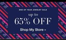 Jewelry SALE!! 65% OFF!!