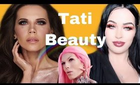 Tati Beauty..Sis Did Whattt?! Jeffree Star Morphe, Makeup Declutter, Giveaway & MoRe!!