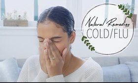 10 ways I recover from the cold/flu Naturally
