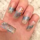 Sea Shells & Glitter.