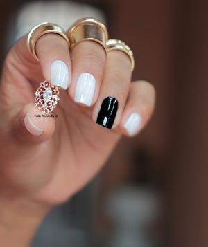 Aplique para deixar as unhas no estilo, você pode fazer belas unhas decoradas. Veja aqui-> http://www.estilopropriobysir.com/2014/02/unha-da-semana-inspiracao-noiva.html