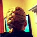 Dutch Braid! :)