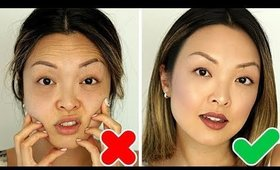 7 Makeup Tricks For INSTANTLY Glowing Skin!