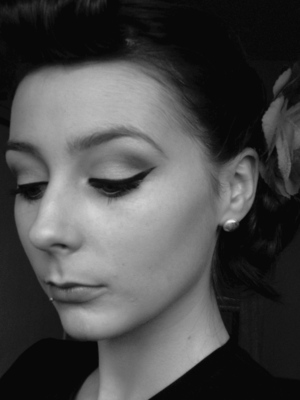 Classic Pin up Inspired Makeup